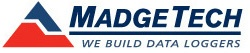 MadgeTech We Build Data Loggers - Temperature Data Loggers, Humidity Data Loggers, Pressure Data Loggers, Voltage Data Loggers, Current Data Loggers, pH Data Loggers, Shock Data Loggers and more.